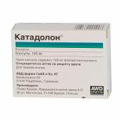 катадолон инструкция по применению таблетки