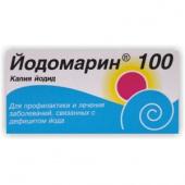 йодомарин инструкция по применению цена отзывы таблетки цена